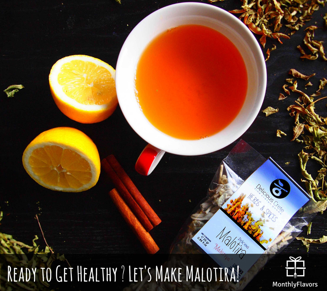 Ready to Get Healthy? Let's Make Malotira!