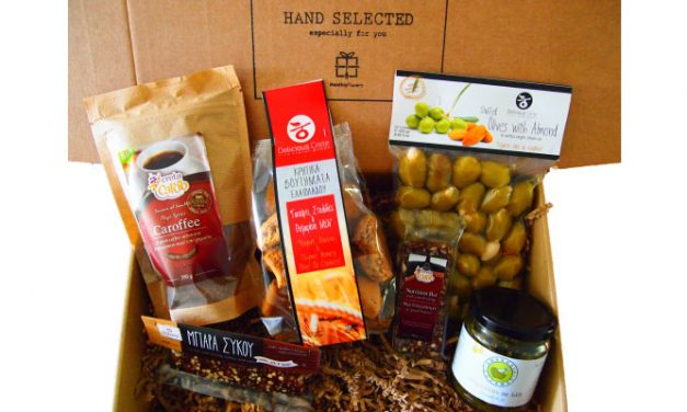 Kymi, Attica & Crete subscription box