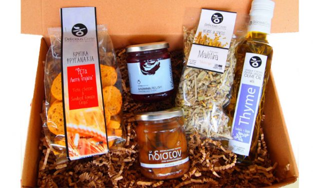 SUBSCRIPTION BOX FROM Attica & Crete