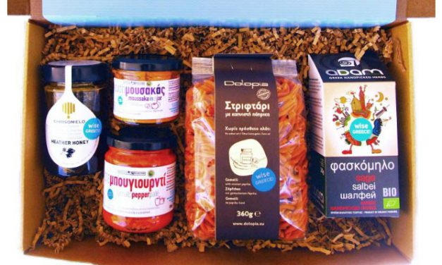 Domokos, Messinia, Attika,  & Thessaloniki subscription box