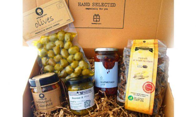 Food Box From Ioannina & Attica