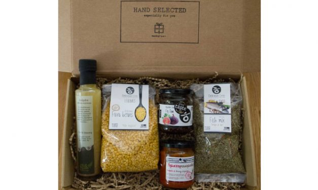 Monthly Flavors Box From Attica & Crete
