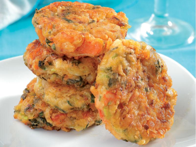 Santorini Tomato Fritters Recipe ( Greek Domatokeftedes )