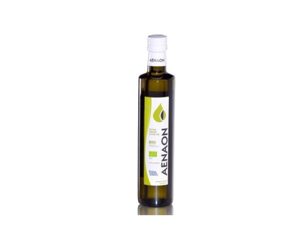AENAON Greek Olive Oil - Organic / Biological & Extra Virgin