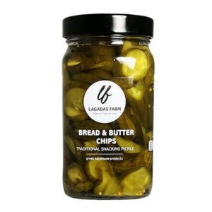 Bread & Butter Cucumber Pickled by Lagadas Farm