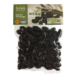 Organic Throuba Olives