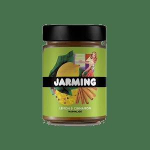 Μαρμελάδα με λεμόνι και κανέλα 360g - Jarming