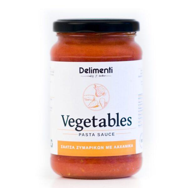 Vegetables sauce