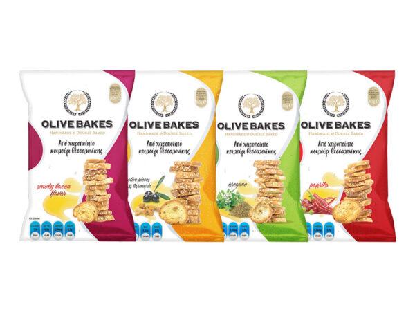 olive bakes πακέτο των 4