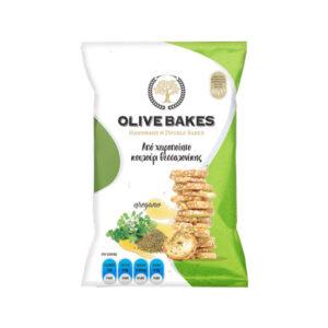 με γεύση ρίγανη olive bakes