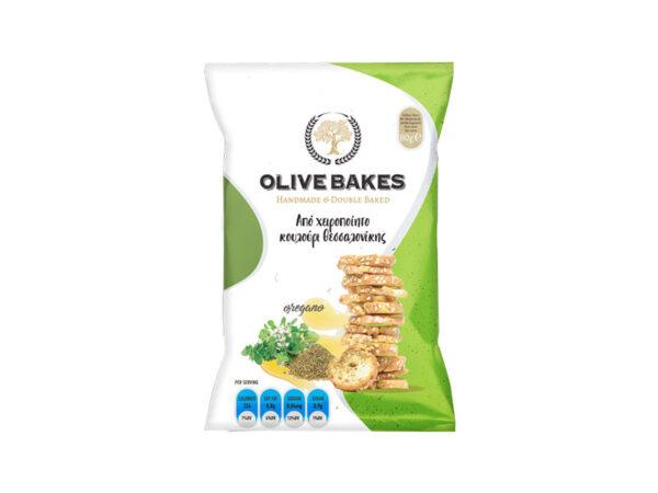 oregano flavor olive bakes