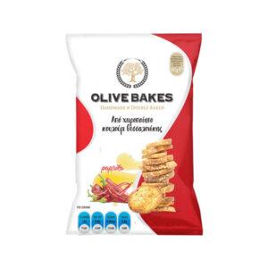 με γεύση πάπρικα olive bakes
