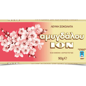 amigdalou white chocolate ion