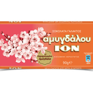 amigdalou milk chocolate ion