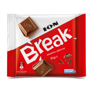 Break milk chococlate