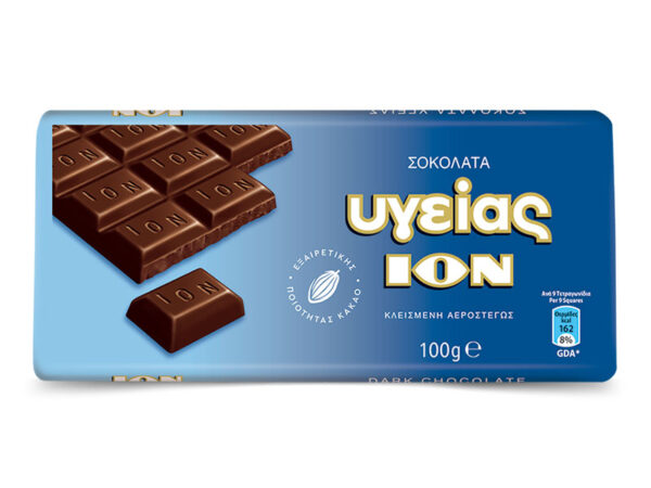 bitter chocolate ion