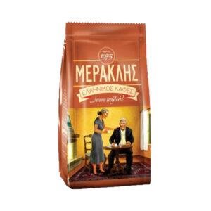 meraklis greek coffee