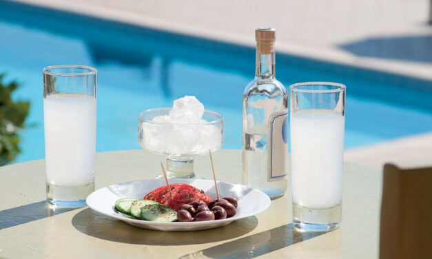 Ouzo, the Greek Spirit