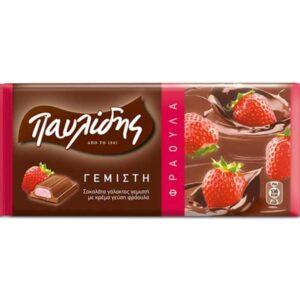 strawberry chocolate pavlidis
