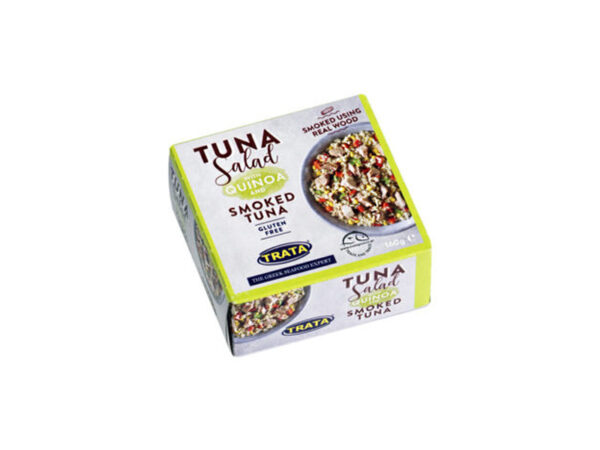 Tuna salad with quinoa