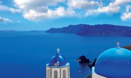 The Cyclades – a Taste of Sea, Wind, and Sun