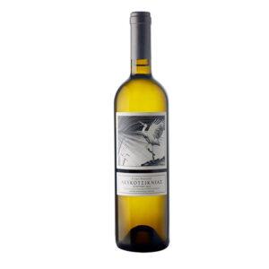 Organic white wine 750ml - Ktima Vogiatzi