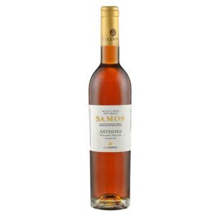 Samos anthemis white wine sweet 750ml - Samos