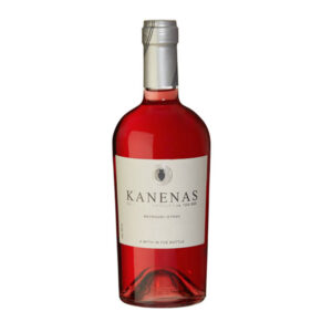 Kanenas rose dry wine 750ml - Tsantali