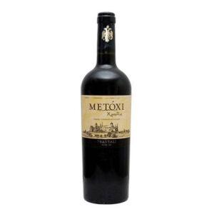 Metochi chromitsa red wine 750ml