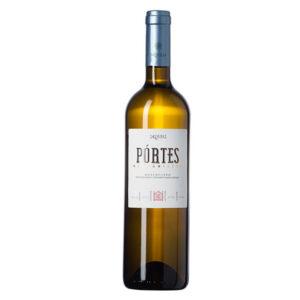 Portes moscofilero white dry wine 750ml - Skouras