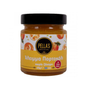 Orange spread (225g) - Pella's Delicacies
