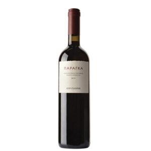 Paraga red dry wine 750ml - Ktima Kir-Yianni