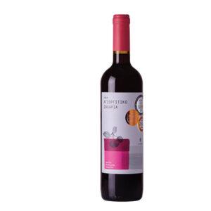 Agiorgitiko bio red wine 750ml - Zacharias