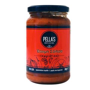 Παραδοσιακή σάλτσα ζυμαρικών 360g - Pella's Delicacies