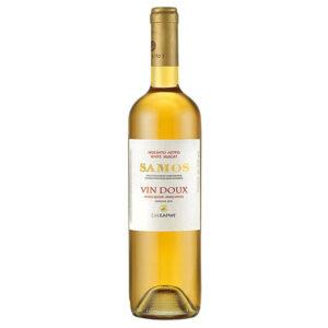 Samos vin doux white wine sweet 750ml - Samos