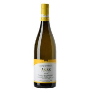 Anax Antonopoulous white wine Chardonnay (750ml)