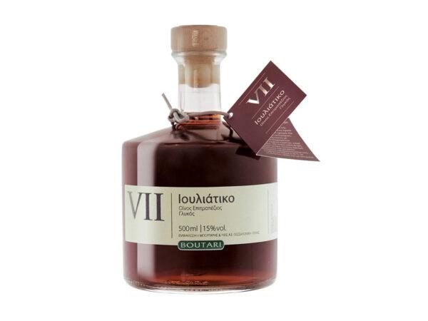Iouliatiko Boutari sweet red wine - (500ml)