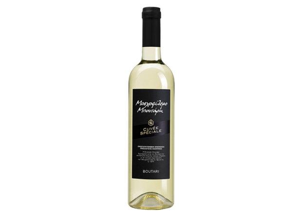 Moschofilero white wine cuvee speciale 750ml - Boutari