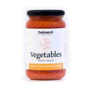 Σάλτσα με λαχανικά