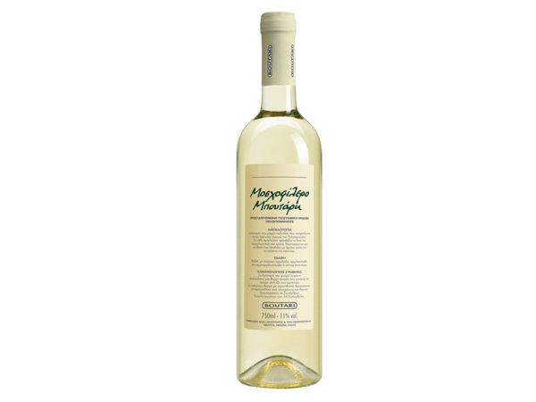 White dry wine moschofilero 750ml - Boutari