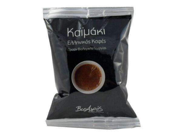 Organic Greek coffee kaimaki 100g - Bio-Agros