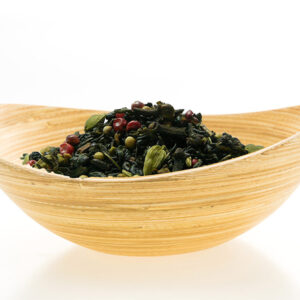 Green tea with spices 100g
