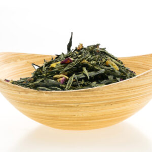 Green tea with pomegranate 100g