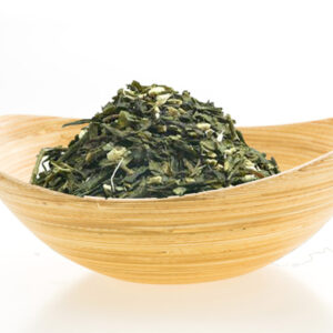 Green tea with ginger 100g