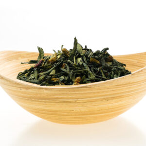 Green tea with fruits and spices 100g