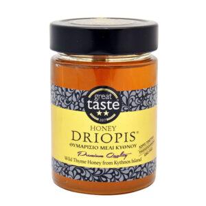 Thyme honey from Kythnos 420g - Driopis
